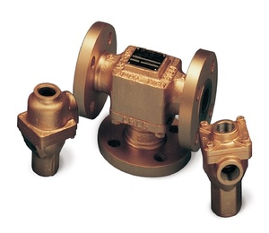 3-Way Thermostatic Temperature Control Valve Model C