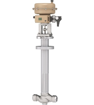 Top-Entry Cryogenic Control Valve 3248-1