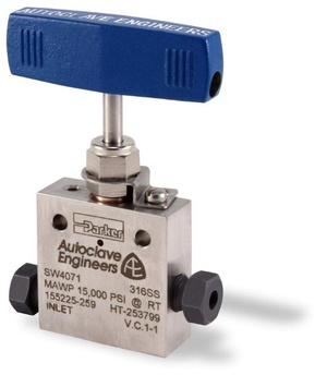 Needle Valve (10N & SW series)