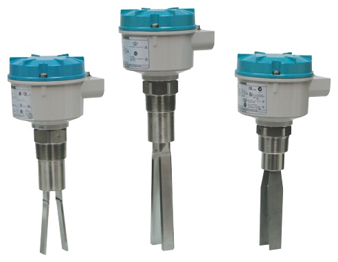 Vibrating Level Switch (LVS100) and Vibrating Level Switch (LVS200)