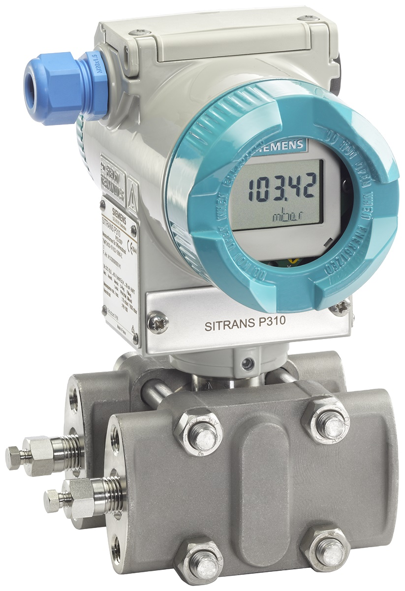 Digital Pressure Transmitter (P310) with support