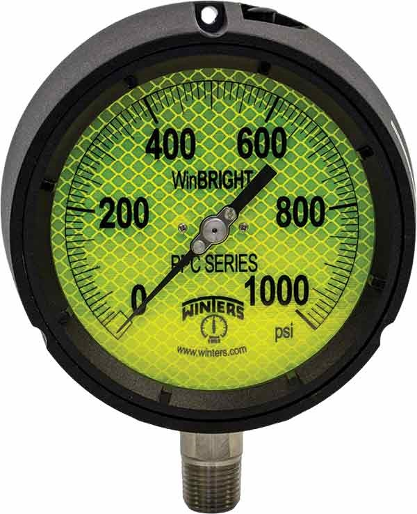 PPC gauge with WINBRIGHT